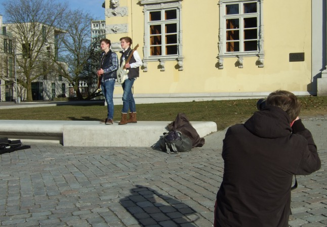 Why Sunday - Fotoshooting 1
