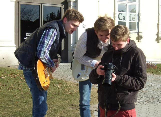 Why Sunday - Fotoshooting 3