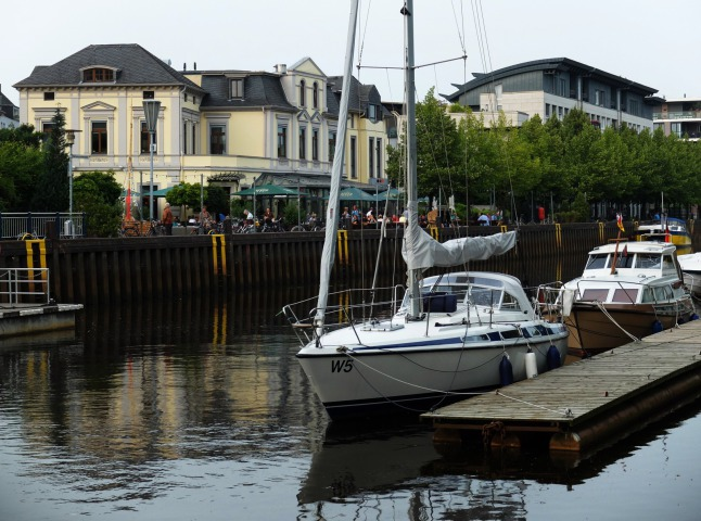 Yachthafen Oldenburg