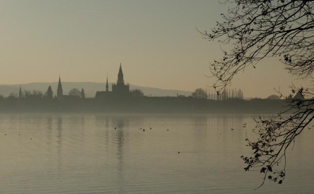 Konstanz Silhouette