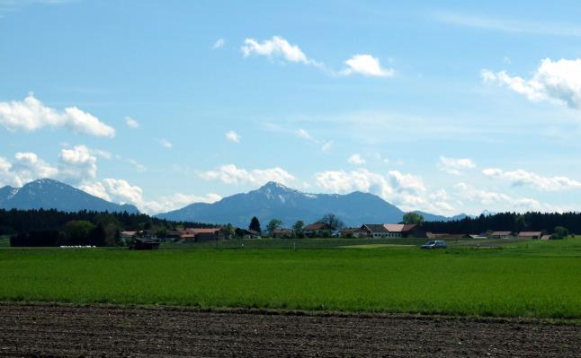 Bayern-Berge