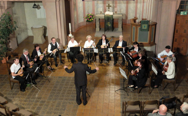Ganzes Orchester