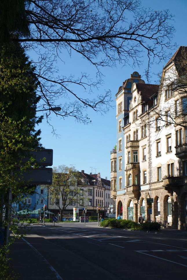 Spanierstraße