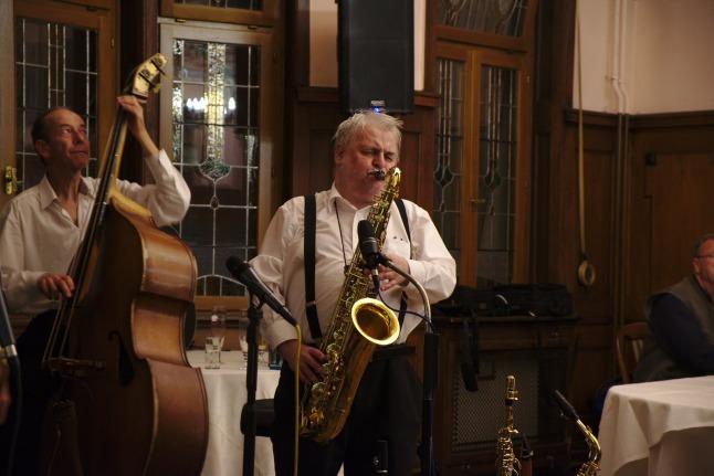 Saxophon!