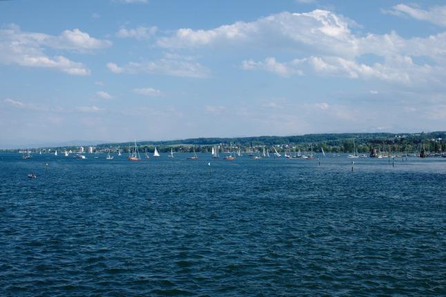 Ganz viele Boote