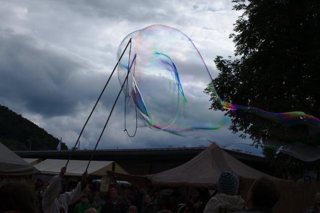 Riesenblase