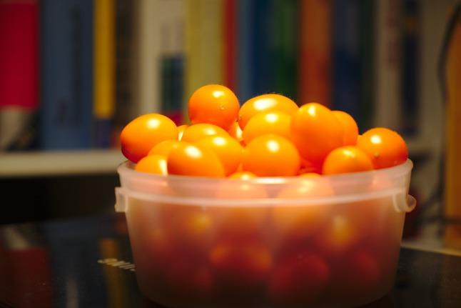 Fluffy Tomatos