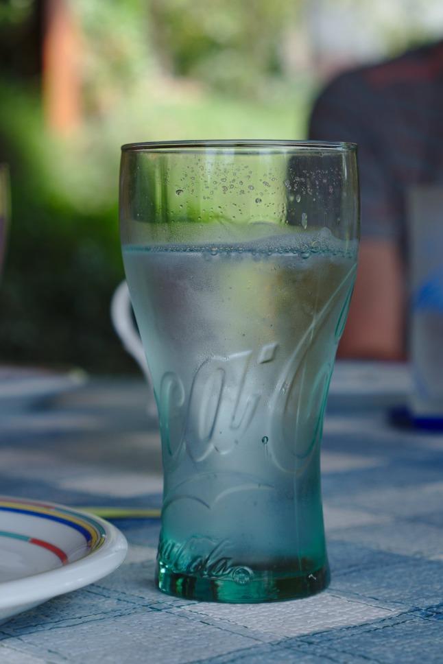 Kaltes Wasser