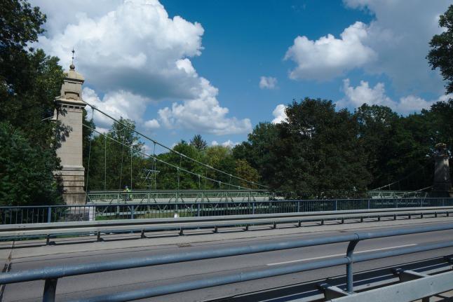 Drei Brücken