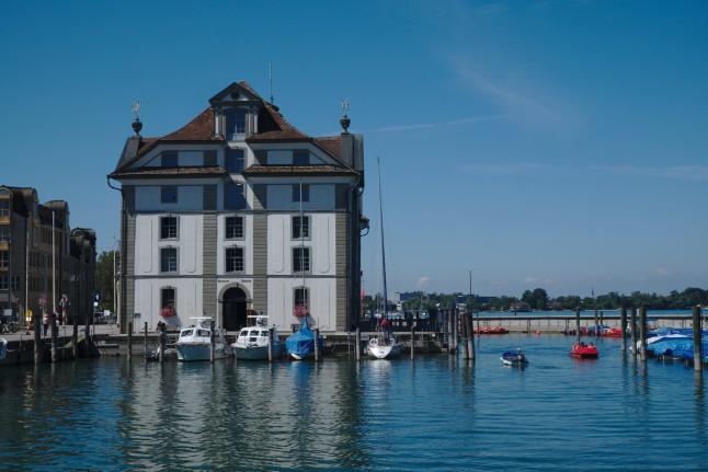 Hafen Rorschach