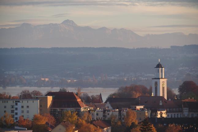 See und Säntis