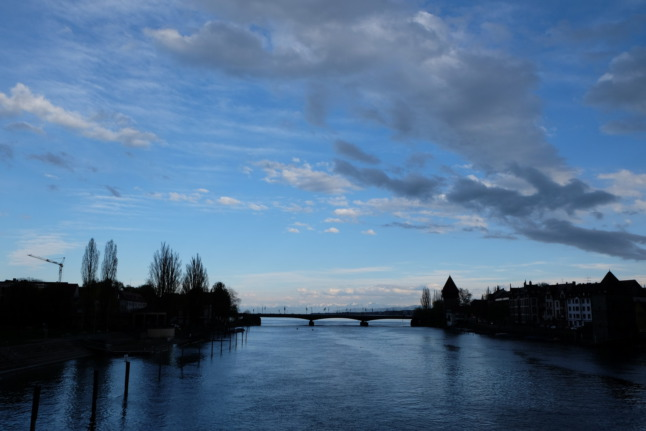 Konstanz Skyline