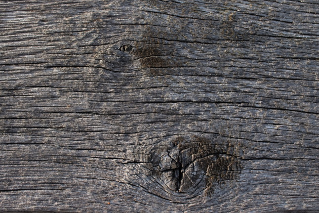 Maserung Altholz