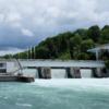 Nicht der Rheinfall