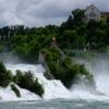 Großer Rheinfallfelsen