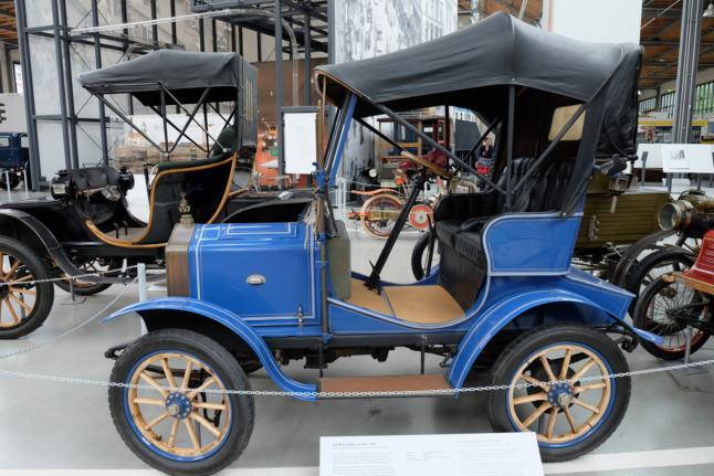 Motorwagen Loreley