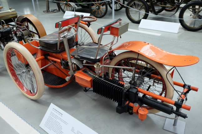Dreiradwagen