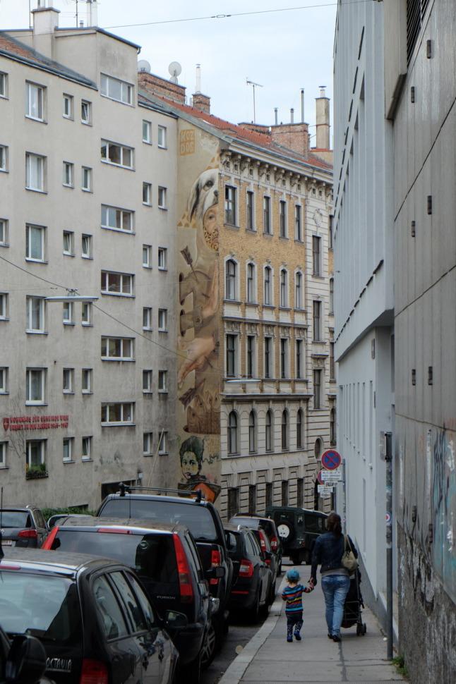 Wo die Wiener wohnen