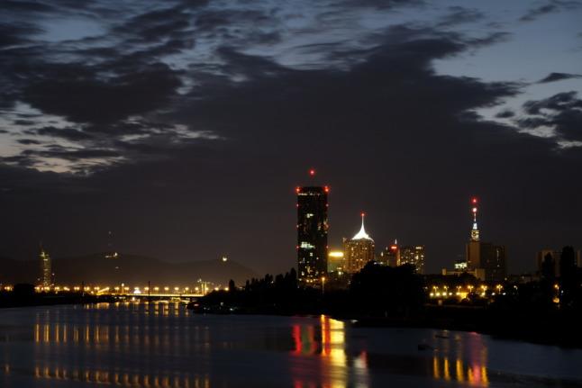 Tschüss, Wien