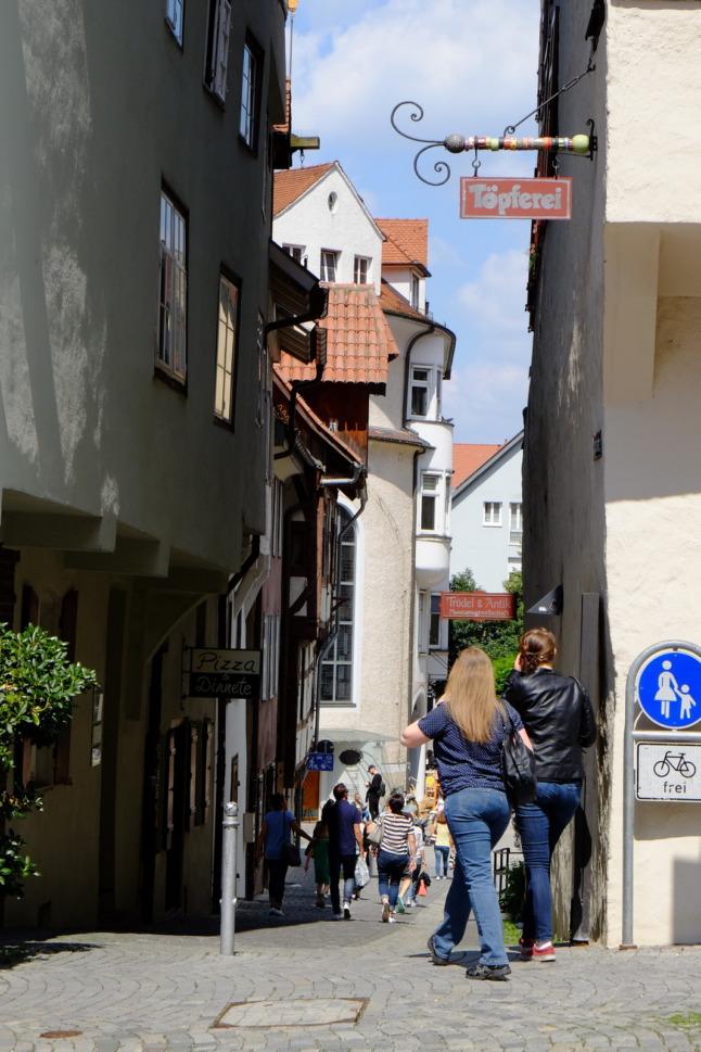 Ravensburger Innenstadt