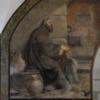 Jan Hus, in die Ecke gequetscht