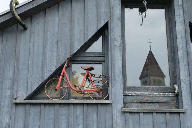 Rad und Turm
