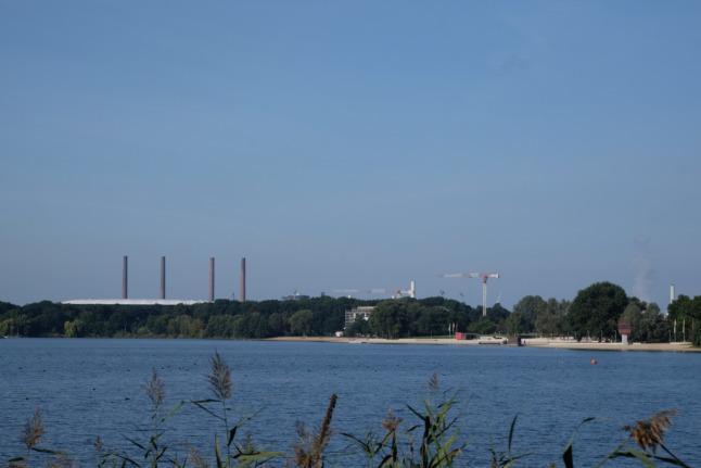 Kontrastbild: Das ist Wolfsburg