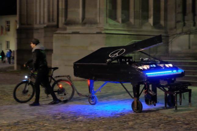 Mobiles Klavier